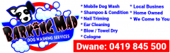 Barking Mad Dog Washing Services